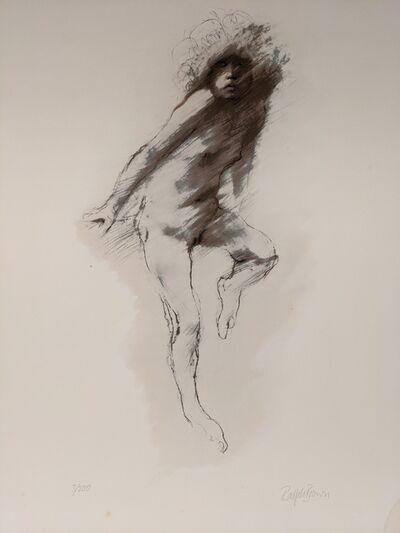 Ralph Brown, 'Seated Girl', 1979