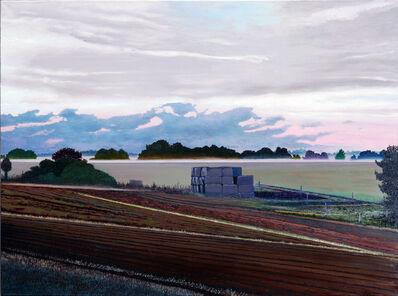 Søren Martinsen, 'Early Morning Field', 2019