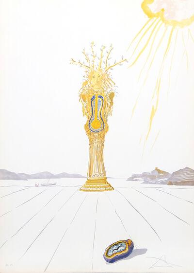 Salvador Dalí, 'Barometer Woman (Barometer) from Time', 1976
