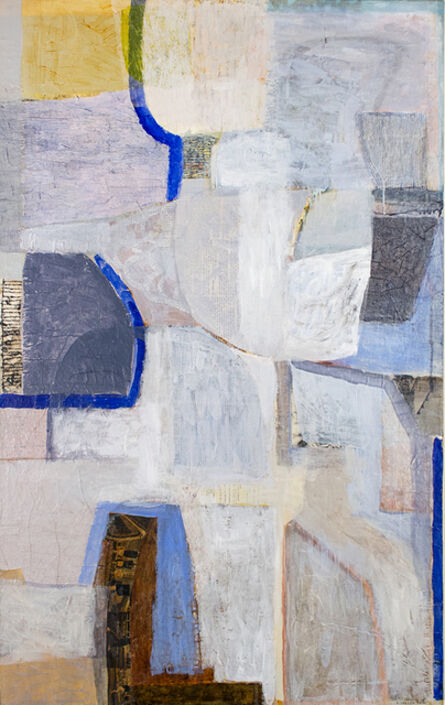 Eva Isaksen, 'Shadow Gray', 2020