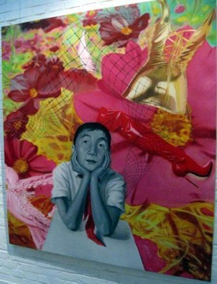 Peng Zi, 'Flowers of the Motherland 2', 2006