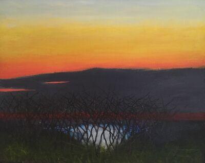 Peter Watts (1934-2020), 'Swamp', 2016