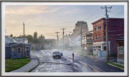 Gregory Crewdson, 'Starkfield Lane', 2018-2019