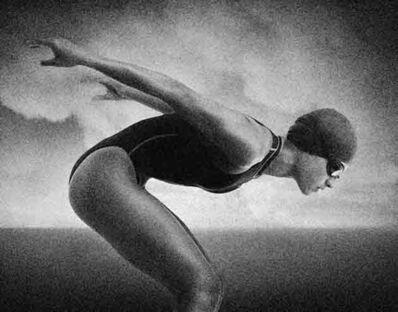Milton Montenegro, 'Nadadora'