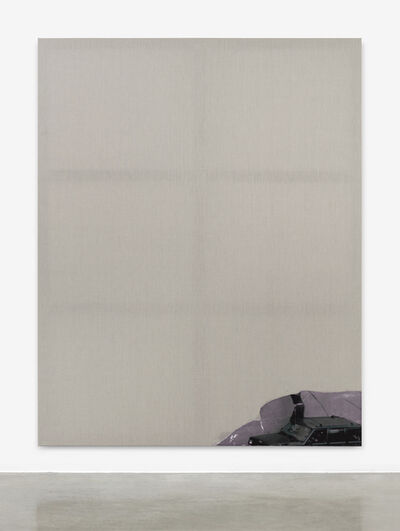 David Ostrowski, 'F (Wenn ich mich langweilen will, fahre ich in einen Stau)', 2016