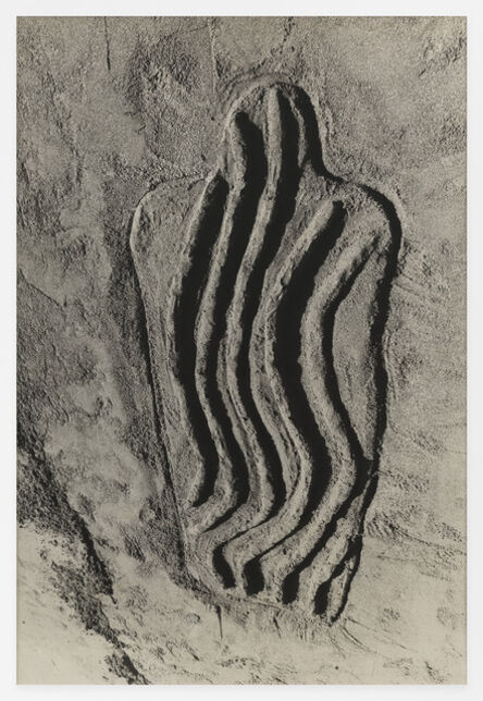 Ana Mendieta, 'Untitled', 1982