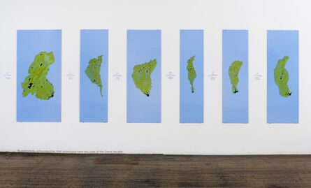 The Harrisons, 'Sixteen Watersheds', 2011