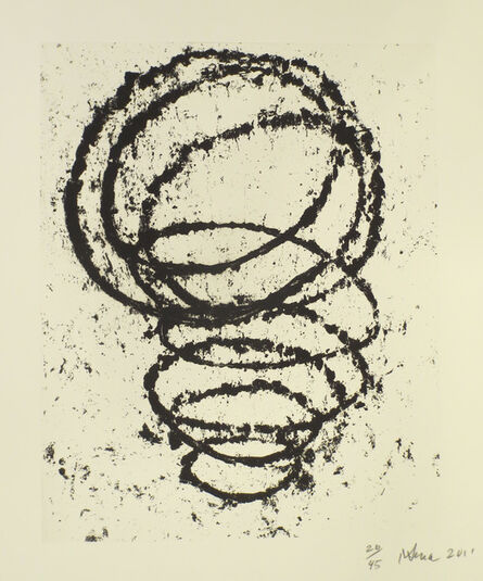 Richard Serra, 'Bight #1 ', 2011