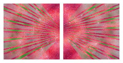 Alberto Di Fabio, 'Realta' Parallele n.2 (Diptych)', 2011