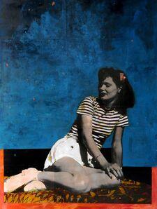 Ayline Olukman, 'French Girl', 2016