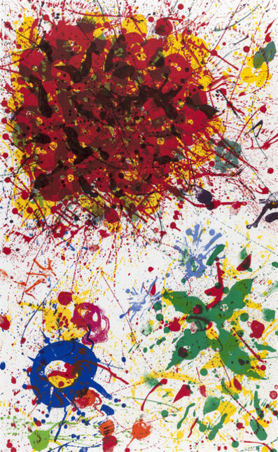Sam Francis, 'Untitled', 1987
