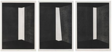 James Turrell, 'First Light (Columns)', 1989-90