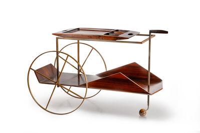 Jorge Zalszupin, 'Tea Cart', 1959