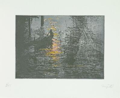 Elizabeth Magill, 'Gondolier from Venice', 2009