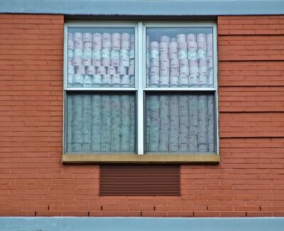 Ruben Natal-San Miguel, 'Toilet Paper Hoarder (Harlem, NYC)', 2020