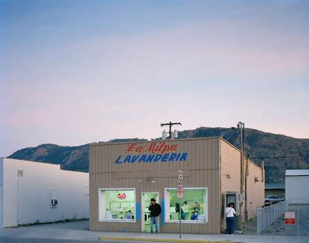 Kathya Maria Landeros, 'Main Street laundromat, Methow Valley, Washington', 2012
