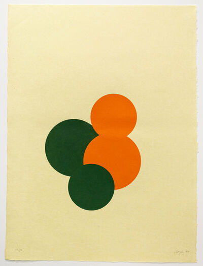 Joel Shapiro, 'Untitled #34', 1990