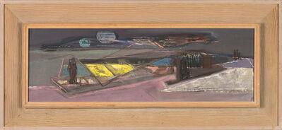 Carl Morris, 'Beach Promenade', ca. 1954