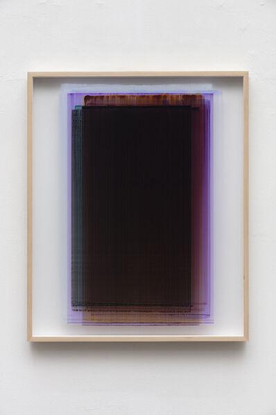 Seungtaik Jang, ' Layered Painting G1', 2019