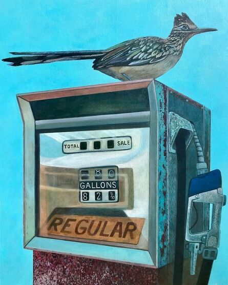 Kevin Chupik, 'Desert Station', 2020