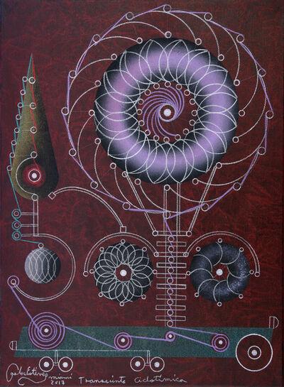 Carlos Estévez, 'Transeúnte ciclotímica [Cyclothymic Transient]', 2016