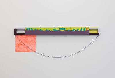 Ingunn Fjóla Ingþórsdóttir, 'Painted Angles (Gravitation)', 2017