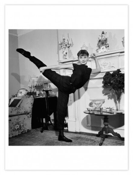 Walter Carone, 'Audrey Hepburn London 1951', 1951