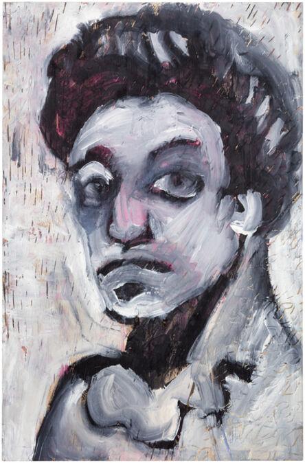 Camilla Vuorenmaa, 'Medium (black and white) 1', 2020
