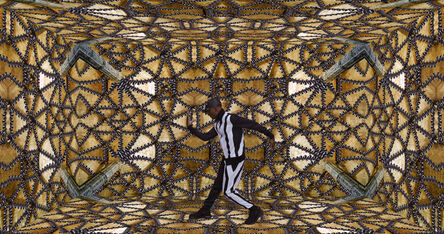 Rashaad Newsome, 'ICON (video still)', 2014
