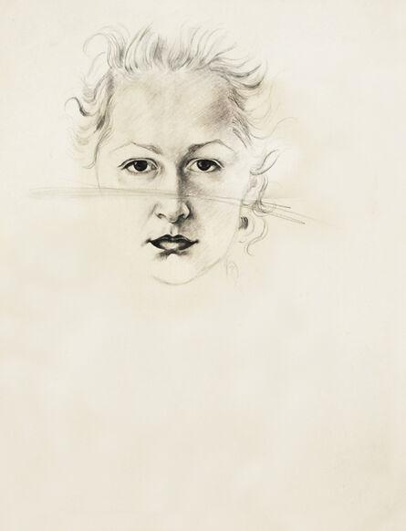 Hedda Sterne, 'Selfportrait', ca. 1938