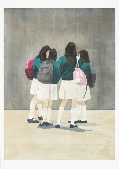 Tim Eitel, 'White Skirts'