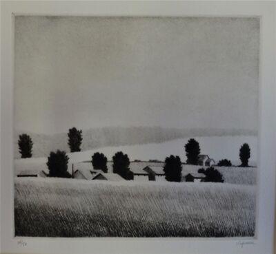 Robert Kipniss, 'Near Lancaster', 1992