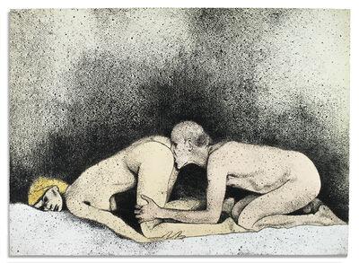 R. B. Kitaj, 'Some Do Not (A)', 1975