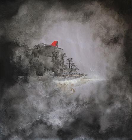 Zhenhua He, 'River Crossing Plan 2015 No. 19', 2015