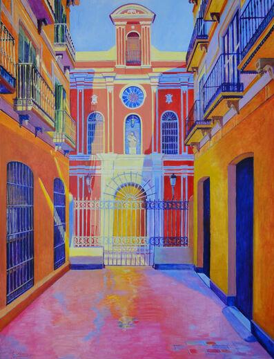 CONCHI ALVAREZ, 'Abadía de Santa Ana (St. Anne Abbey)', 2012