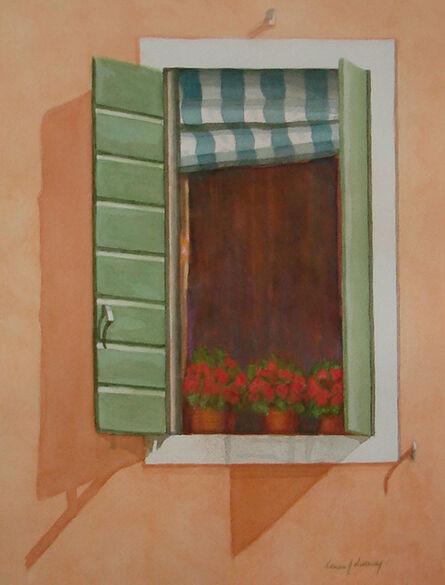 Lauren Sweeney, 'Venetian Window Reflections', 2015