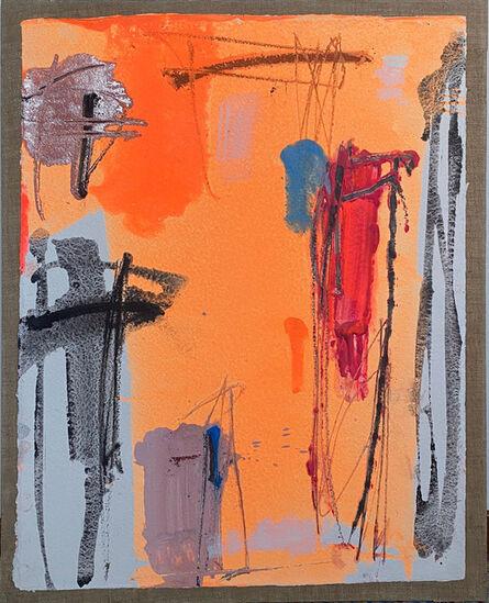 Esposito Enzo, 'Orange Fluo', 2021