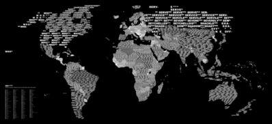 Société Réaliste, 'ISO Wor(l)ds (Atlas lexicographique)', 2012