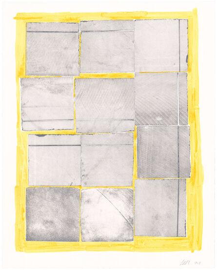 Sam Moyer, 'Hand Tiles 5', 2021