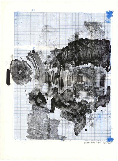 Robert Rauschenberg, 'Visitation 1', 1965
