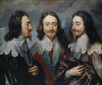 Anthony van Dyck, 'Charles I', 1636