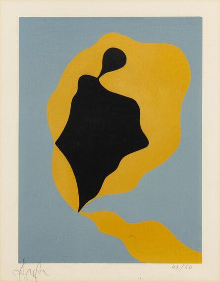 Hans Arp, 'La Cueillette', 1965