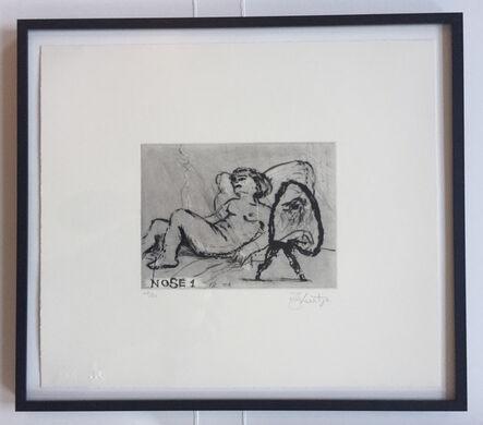 William Kentridge, 'Nose 1', 2007