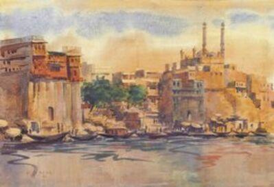 S. H. Raza, 'Untitled (Benares)', 1943