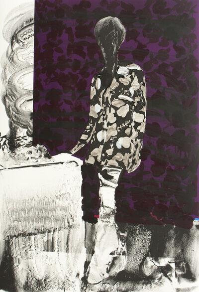 Hurvin Anderson, 'Mrs. S. Keita - Purple', 2010