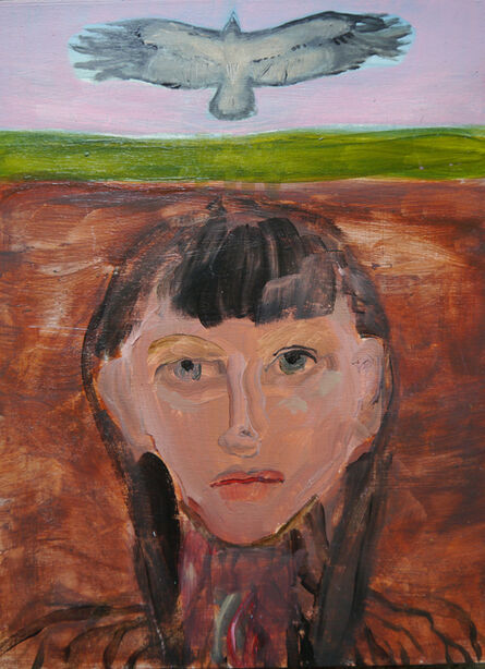 Suzy O'Mullane, 'Winter Turns To Spring ', 2021