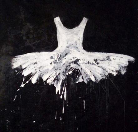 Ewa Bathelier, 'Big White Tutu'