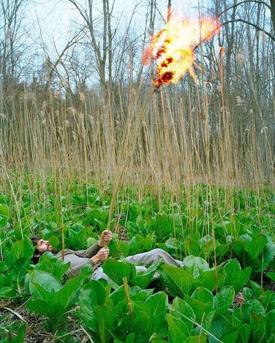Jeremy Chandler, 'Signal Fire', 2015