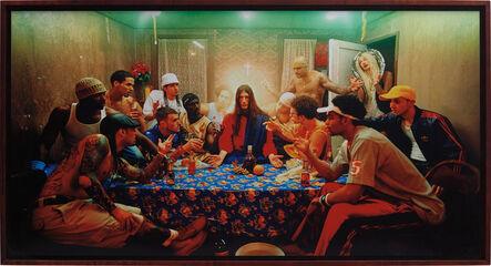 David LaChapelle, 'Last Supper', 2008