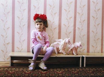 Noga Shtainer, 'Horses', 2009